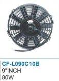 12Vユニバーサル自動電気クーリングコンデンサーのファン(12V)