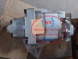 덤프 트럭 HD465-7 의 HD605-7 유압 펌프 705-52-31170 의 세로로 연결되는 유압 기어 펌프 705-52-31170