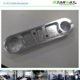 カスタマイズされたアルミニウム精密CNCの機械化の部品