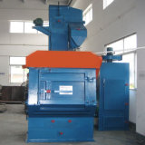 Machine durable de grenaillage de dérouillage de courroie de vente chaude