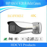 Kamera Dahua 8MP Hdcvi WDR IR-Gewehrkugel CCTV-4k (HAC-HFW3802E-Z)