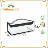 2016 Easy Carrying Professional Clear PVC impermeável Travel Cosmetic Makeup Bag