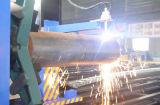 Machine de découpage de pipe de plasma de coupeur de pipe d'acier du carbone de 3 axes