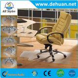 Циновка офиса PVC Dehuan для ковра защищая 1524mml*168mmw