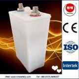 offre de batterie profonde de cycle de mémoire de fer au nickel d'énergie solaire de 12V 24V 48V Tn250 (batterie de 1.2V 250AH NI-FE)