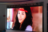 Mur visuel polychrome de HD P2.5 DEL pour l'écran de visualisation d'intérieur