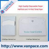 Alta calidad y el asiento de inodoro desechables competitiva cubierta de papel
