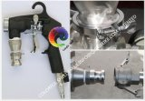 Three Spraying Gun Configuration for Coating Machine