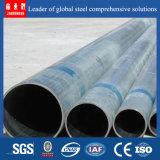 Труба горячего DIP строительного материала гальванизированная стальная