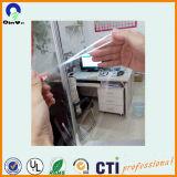 0.3mm suave cortina Claro Alimentos Embalaje de impresión Thin Film de PVC flexible