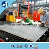 Sc100/100-1ton eléctrico con la exportación el Brasil del alzamiento de la construcción de dos jaulas