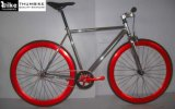 """700c""""Vélo pignon fixe à vitesse unique (TM-FG16-CR)"""