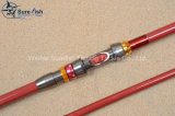 OEM Toray 1k Woven Nano Carbon Surf Fishing Rod