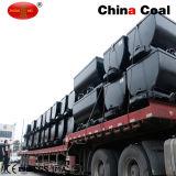 Автомобиль рельса шахты кубического метра Mgc 1.1 фикчированный от Китая
