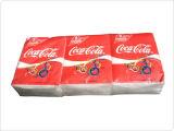 Bekanntmachen des Großhandelsminimappen-Taschen-Abschminktuch-Papiers