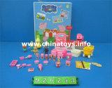 음악과 빛 (926252)를 가진 재미있은 장난감 연약한 플라스틱 돼지