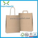 Preconstituida por menor polvo de papel Bolsa de papel Bolsa