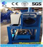 Máquina do aperto da película plástica do desperdício da boa qualidade