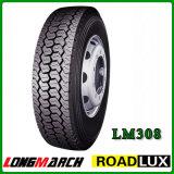Pneumático de Longmarch Lm305 11r22.5 11r24.5 do pneu do caminhão