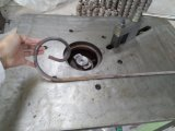 Máquina de dobra elétrica do teste padrão do rolo Yh16