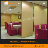 Restauant를 위한 방음 작동 가능한 칸막이벽