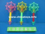2017novely 플라스틱 장난감 섬광 지팡이, 게임은 (1070601)