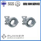 China personalizou as peças de alumínio de aço do forjamento e morre as peças da carcaça