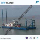 16 de Baggermachine van de Zuiging van het Zand van de Baggermachine van de Pomp van het Zand van de duim