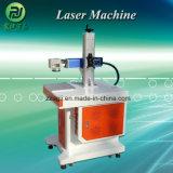 Ökonomische Faser-Laser-Markierungs-Maschine für Metall überwacht Kamera-Autoteile