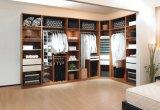 침실 가구 고정되는 나무로 되는 옷장 또는 옷장