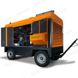 Minería 118kw Portable compresor de aire con certificado CE