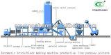 Precio máquina de fabricación de ladrillos automática (QT6)