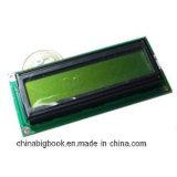 Индикация LCD характера 20X4 Stn голубая FSTN 2004