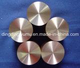 Медное Tungsten Disc Electrode для EDM
