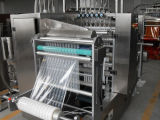 Hielo Lolly 4-Side Seaing y Packing Multi-Line Machine