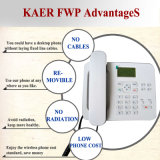 Niedrige Telefon-Kosten G-/Mdrahtloses Tischplattentelefon (KT1000 (180))