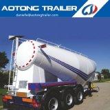 De bulk Aanhangwagen van het Nut van de Lading van het Cement Semi