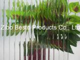 공장 공급자에 의하여 서리로 덥는 Nashiji 장식무늬가 든 유리 제품