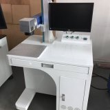Alta macchina di fibra ottica della marcatura del laser di Preformance per acciaio inossidabile