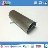 Tubo laminato a freddo della scanalatura dell'acciaio inossidabile 304