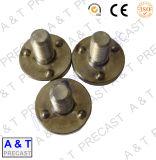 Steelcarbon en acier inoxydable/boulon en forme de L avec une haute qualité