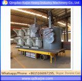 Système perdu de remise en état de sable de bâti de CPE de mousse de production de pièce de bâti en métal