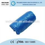 Wegwerfschuh-Deckel des plastikPE/CPE