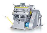 Machine de se plisser et de découpage (ML750)