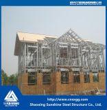 China-modernes Stahllandhaus-Standardhaus