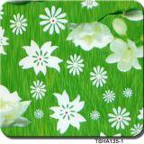 Tsautop 1m Liquid Printing Flower Pattern Water Transfer Printing Hydrographic Films