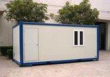 Camera vivente del contenitore