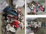 De beste Kwaliteit Gebruikte Schoenen van de Room van de Schoenen van de Sport van Schoenen Uitstekende kwaliteit Gebruikte Grote Grootte Gebruikte