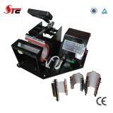 Mini machine de presse de la chaleur de tasse approuvée par CE