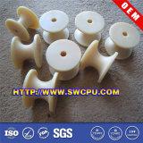プラスチック軸受プーリー車輪